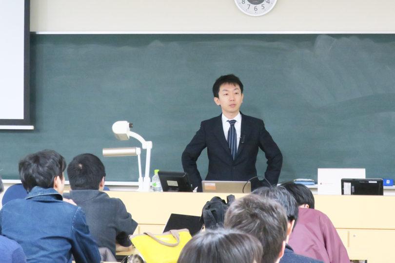 H30年度 医学科3年生対象:プロフェッショナリズムⅢ講義(1日目) 開催