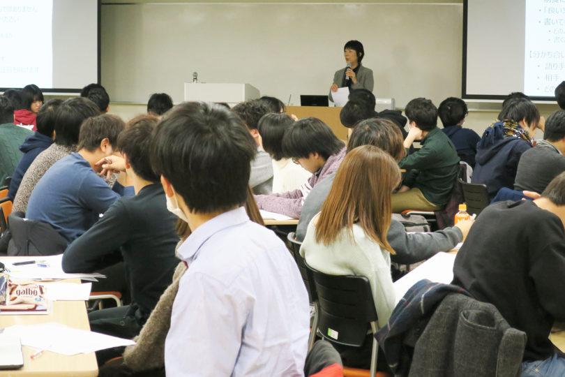 H30年度 医学科3年生対象:プロフェッショナリズムⅢ講義(3日目:午後) 開催