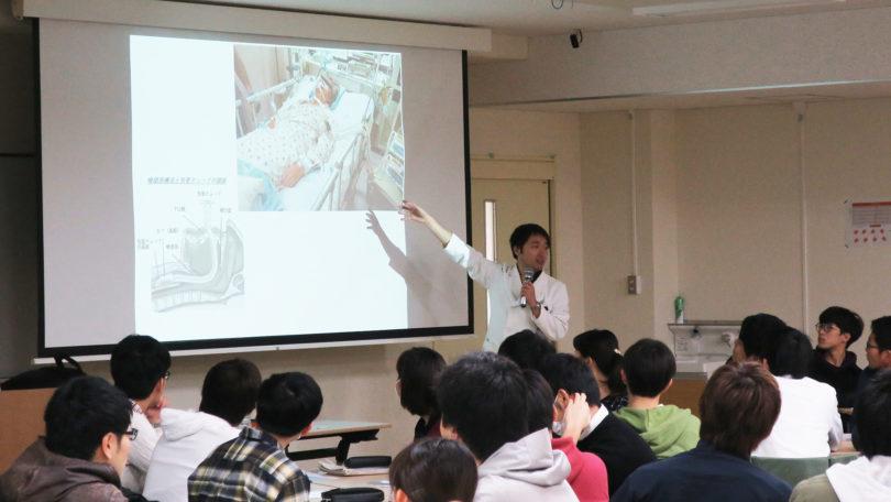 H30年度 医学科2年生対象:プロフェッショナリズムⅡ講義(2日目) 開催