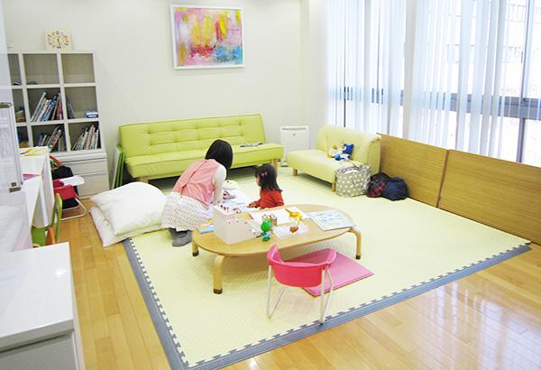 学内保育士による一時託児:午後利用(期間限定)について