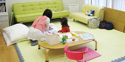 託児支援サービス