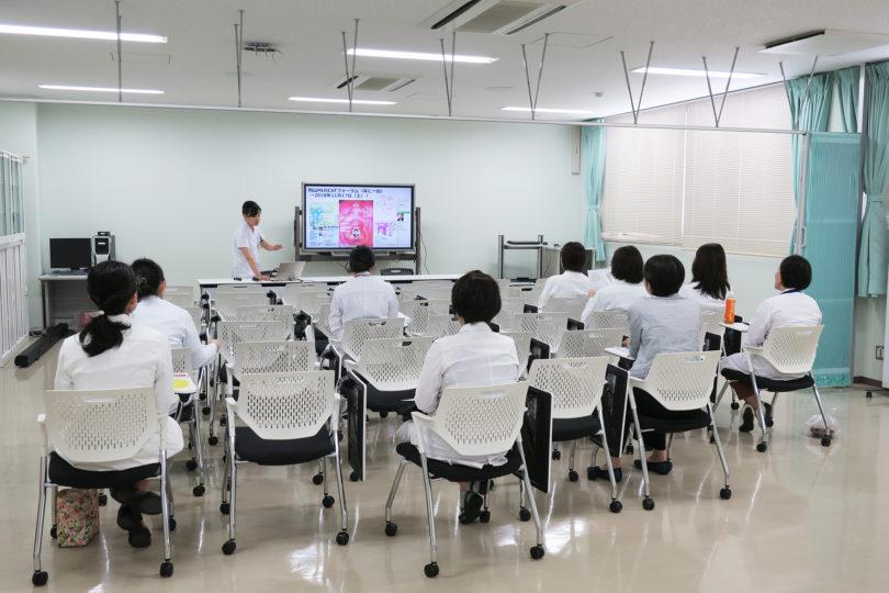 平成30年度 岡山大学病院キャリア支援制度 入職者研修会(第2回) 開催