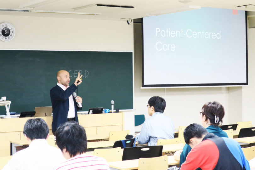 H30年度 医学科4年生対象:プロフェッショナリズムⅣ講義(3日目) 開催