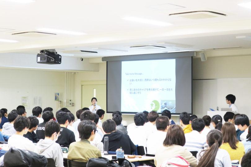 H31年度 医学科1年生対象:プロフェッショナリズムⅠ講義(4日目) 開催