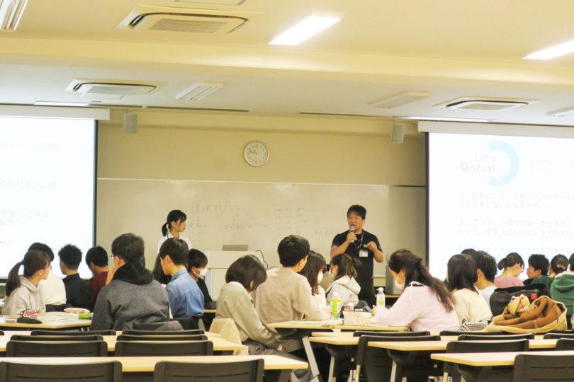 令和元年度 医学科2年生対象:プロフェッショナリズムⅡ講義(2日目) 開催