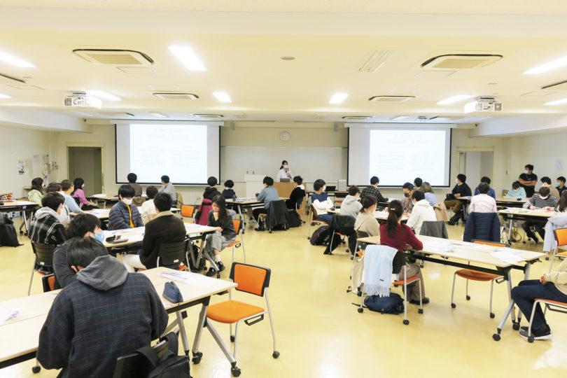 医学科2年生講義「プロフェッショナリズムⅡ」 開催